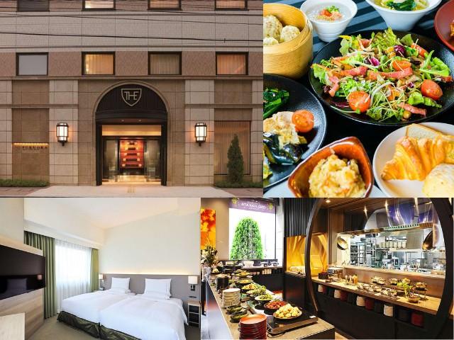 ハイクラスのザ ロイヤルパークホテル 福岡